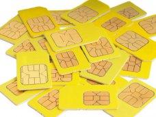 В Крыму продали 200 тыс. российских сим-карт