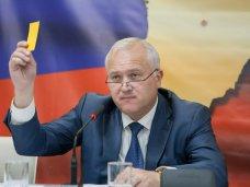 Крымские «Патриоты России» определили состав кандидатов на выборы в Госсовет