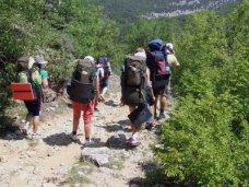 В Крыму молодежь соберется в поход «Дыши с природой»