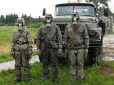 В Севастополе создали полк радиационной химической и биологической защиты