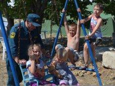 В мобильном пункте в Севастополе пребывает 250 беженцев