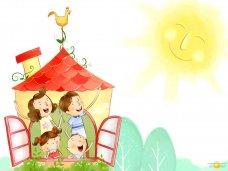 В День семьи в Симферополе пройдут концерты, игры и кинопоказ