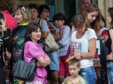 В Крыму открыли расчетный счет для поддержки беженцев
