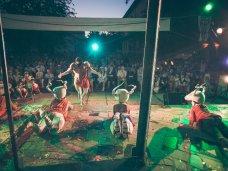 В Евпатории стартовал фестиваль «Земля. Театр. Дети»