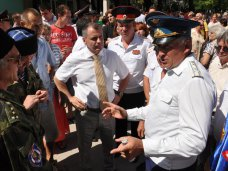Глава крымского парламента с рабочим визитом посетил Кировский район
