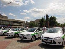 Судебные приставы Крыма получили новые автомобили