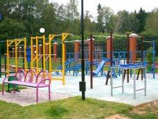 В школах Симферополя при помощи Санкт-Петербурга обустроят спортивные площадки