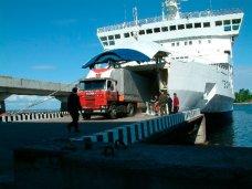 В порту «Кавказ» увеличили время ожидания паромов