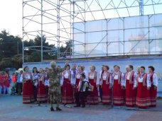 В Алуште представили культуры народов мира