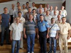 Ялтинским ветеранам-афганцам вручили юбилейные медали