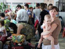 В Крыму официально находится 6,9 тыс. беженцев