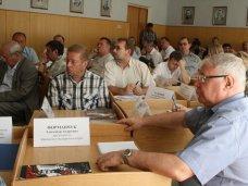 В Симферополе прошел круглый стол Изборского клуба