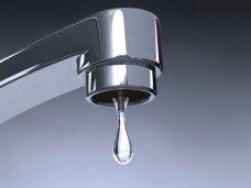 Завтра в двух районах Симферополя отключат воду