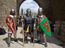В Судаке в 14-й раз пройдет фестиваль «Генуэзский шлем»
