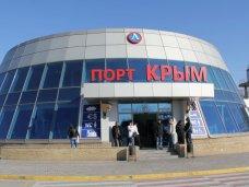 На Керченской переправе благоустроили места ожидания пассажиров