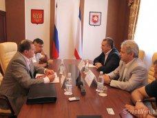 Костя Цзю предложил построить в Крыму детский комплекс зимних видов спорта