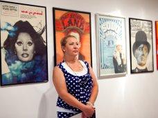 В Севастополе открыли выставку киноафиш