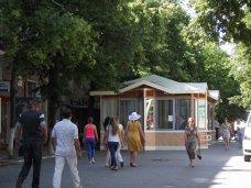Симферопольская прокуратура оспорила размещение летней площадки на Пушкина