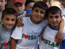В Крым прибыли на отдых 680 детей из Чечни