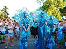 В Евпатории день курортника отметят парадом яхт и курортным балом