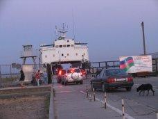 В порту «Кавказ» на Керченской переправе ожидают очереди 1300 машин