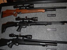 В Красногвардейском районе местный житель хранил оружие без документов