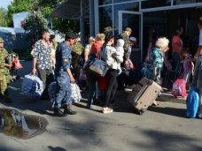 В Крыму продолжает работу единый координационный центр для беженцев