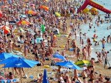 В Крыму отдохнули 1,3 млн. туристов