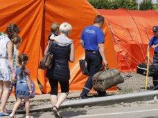 В Крыму выделят по 800 рублей на беженца