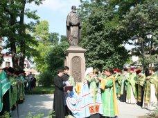 В Симферополе почтили память преподобного Сергия Радонежского