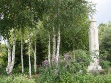 В симферопольском парке Рериха создали «русский уголок»
