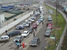 На Керченской переправе перевезли за сутки 3600 машин