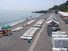 В Алуште доступны все пляжи