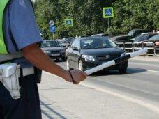В Симферополе сбили полицейского
