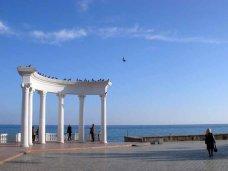 В Алуште 20-30% отдыхающих приехали из Украины