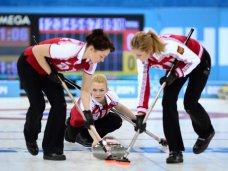 В Крыму проходят тренировочные сборы российской команды по керлингу