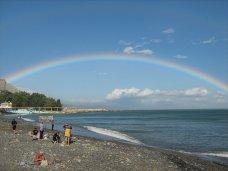 В Крыму большинство туристов отдыхает в Ялте и Алуште