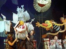 Под Феодосией проходит фестиваль кукольных театров