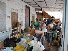 Крымских предпринимателей просят активнее оказывать помощь беженцам