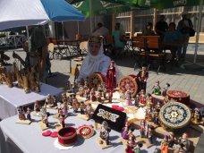 В Николаевке проходит фестиваль ремесленников