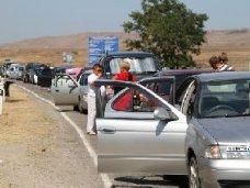 На Керченской переправе за сутки перевезли 18 тыс. пассажиров
