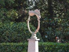 В Ялте установили памятник шляпке Клары Новиковой