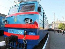Количество поездов из Крыма на Украину уменьшилось в четыре раза