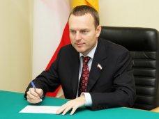 Бахарев стал первым вице-спикером Крыма