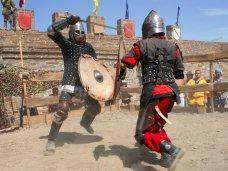 В Судаке пройдет турнир по историческому фехтованию и рыцарские бои