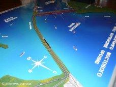 Правительство России согласовало окончательный вариант размещения моста в Керчи