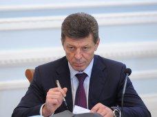 В Правительстве РФ огромное число предложений по инвестициям в Крым, – Козак