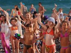В Крыму оздоровили 117 тыс. детей
