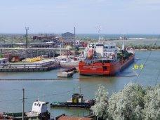 На Керченской переправе со стороны порта «Кавказ» ввели дополнительный причал