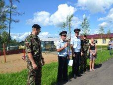 Полицейские Севастополя примут участие в акции «Зарядка со стражем порядка»